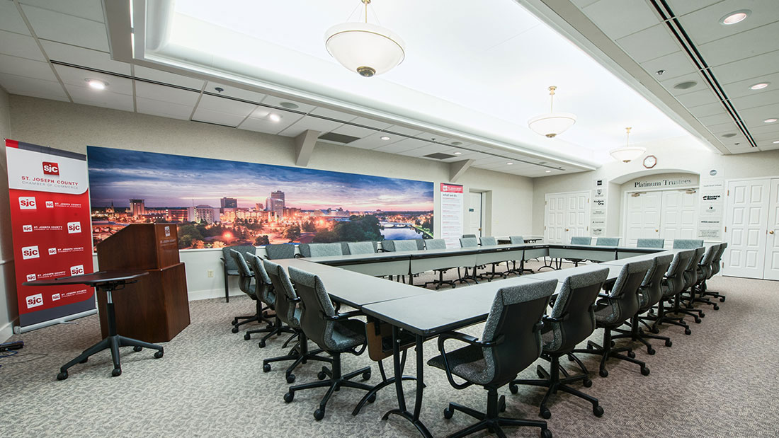 Chamber of Commerce Meeting Room
